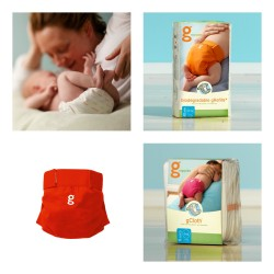 Stort startpaket för nyfödd 1