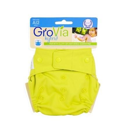 GroVia Shell - Citrus, Knappar