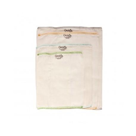 Preefold bambu, 3-pack