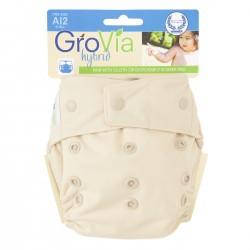 GroVia Shell - vanilla knappar