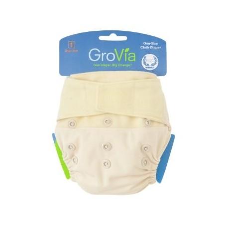 GroVia Shell - vanilla Kardborre