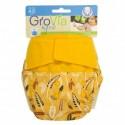 Prova på. GroVia Shell - Sweetgrass, Kardborre