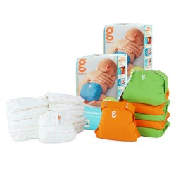 Newborn bundle gDiapers