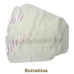 Muksut Dryliner (torrinlägg) 5-pack