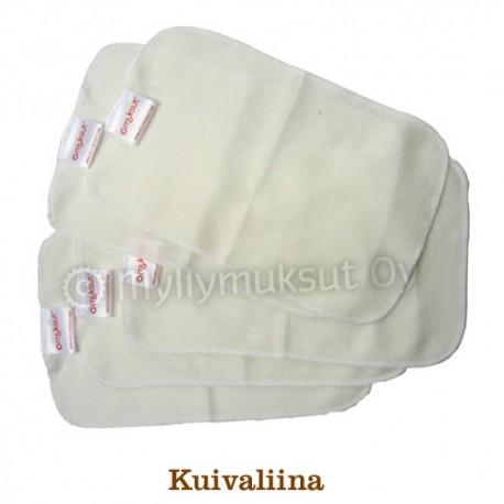 Dryliner (torrinlägg) 5-pack