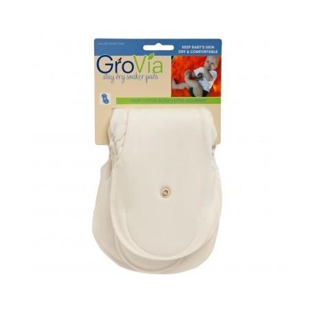 GroVia - inlägg stay dry - 2-pack